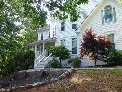 Flowery Branch Single Family Home For Sale: 6028 Bateau Dr