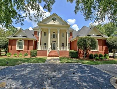 Fayetteville Single Family Home For Sale: 140 Isleworth Way