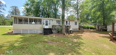Butts County, Jasper County, Newton County Single Family Home For Sale: 662 Barnetts Bridge Rd