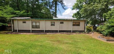 Butts County, Jasper County, Newton County Single Family Home For Sale: 630 Barnetts Bridge Rd