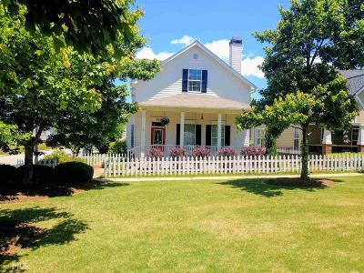 Social Circle Single Family Home New: 323 New Alcovy Rd