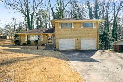 Decatur Single Family Home New: 3482 Turner Heights Dr