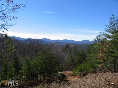 Blairsville Residential Lots & Land New: Four Seasons Lndg #Lot 103