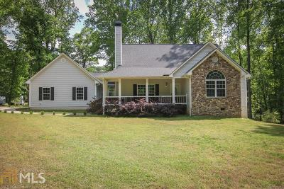 Habersham County Single Family Home For Sale: 296 Sleepy Hollow Cir