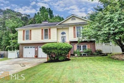 Snellville Single Family Home Under Contract: 3105 Everson Ct