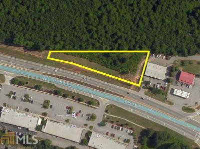 McDonough Residential Lots & Land New: Jonesboro Rd