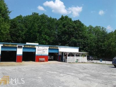 Covington Commercial For Sale: 5199 Jackson Hwy 36