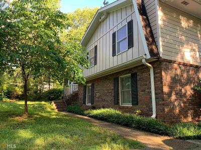 Carrollton Single Family Home Under Contract: 106 Point O Woods Pl
