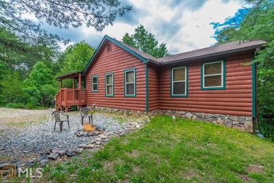 White County Single Family Home Under Contract: 267 Bennetts Trl