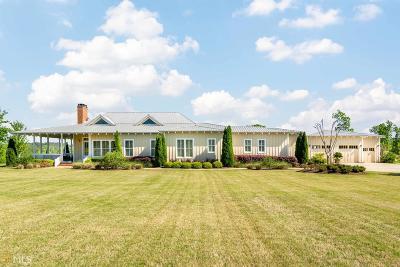 Barnesville Single Family Home For Sale: 226 Howard Rd