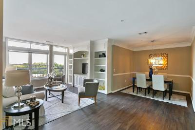 Meridian Buckhead Condo/Townhouse For Sale: 3334 Peachtree Rd #706