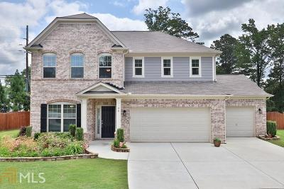Suwanee Single Family Home New: 96 Daniel Creek Trce