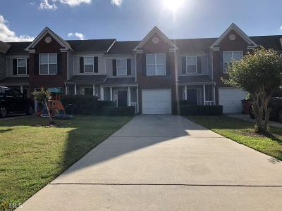 Clayton County Condo/Townhouse Under Contract: 7090 Georges Way