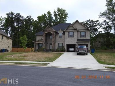 Grayson Single Family Home New: 265 Sawyer Farm Dr