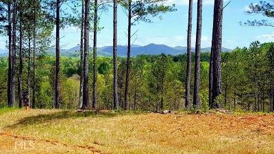 Blairsville Residential Lots & Land New: Loop View Ln