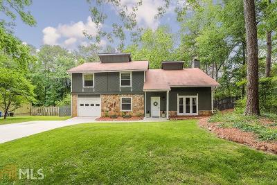 Alpharetta Single Family Home New: 155 Jay Dr