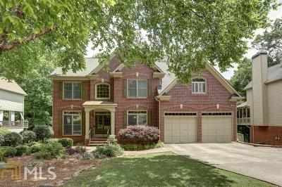 Johns Creek Single Family Home For Sale: 760 Cambridge Crest Ln