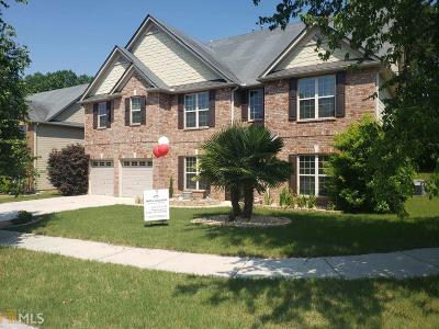 Loganville Single Family Home New: 680 Langley Farms