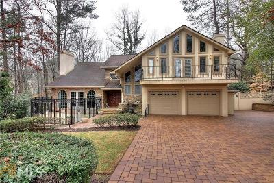 Kennesaw Single Family Home New: 4701 Misty Lake Ct