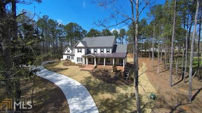 Milton Single Family Home New: 15000 Neese Rd