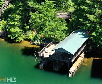 Rabun County Single Family Home New: 166 Beachside Ln