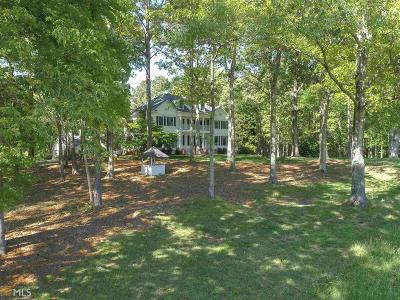 Fayetteville Single Family Home New: 1023 Sandy Creek Rd & Lake Rd #177.54 A