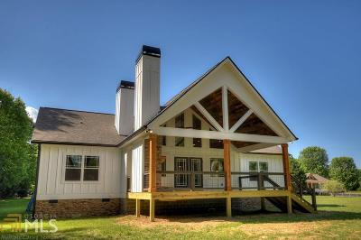 Ellijay Single Family Home For Sale: 302 Cartecay River Run