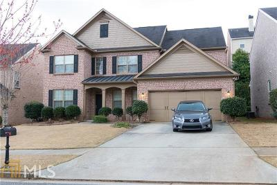 Suwanee Single Family Home New: 1592 Belmont Creek Pte