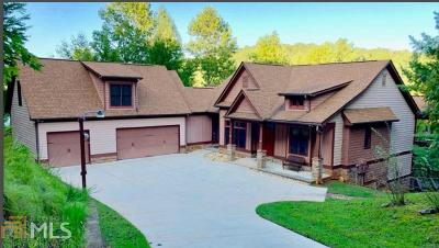 Lumpkin County Single Family Home For Sale: 53 River Trl