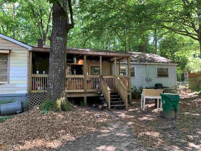 Tucker Single Family Home Under Contract: 4079 Morgan Rd