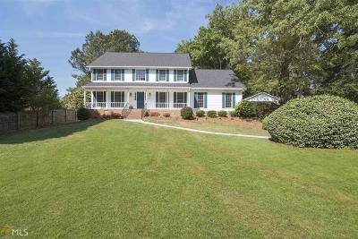 Snellville Single Family Home New: 1451 Springside
