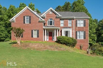 Alpharetta Single Family Home New: 4645 Hamptons Dr