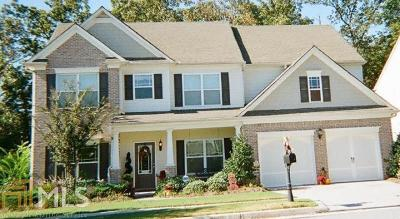 Buford Single Family Home New: 4296 Suwanee Brook Ct