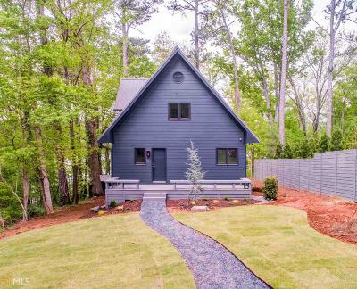 Acworth Single Family Home New: 4802 Colony Dr