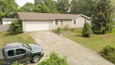 Conyers Single Family Home New: 4710 Hull Rd
