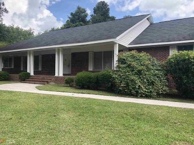 Statesboro Single Family Home For Sale: 121 Holly Dr
