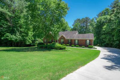 Conyers Single Family Home New: 3361 Deer Hollow Trl