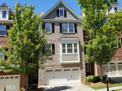 Norcross Condo/Townhouse New: 5861 Norfolk Chase Rd