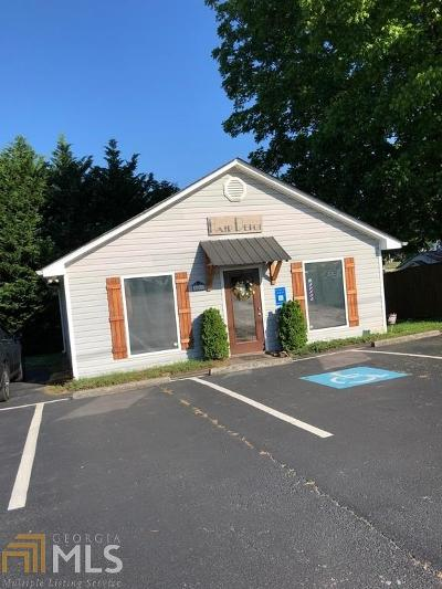 Hall County Commercial For Sale: 6561 Main St