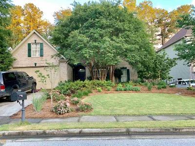 Loganville Single Family Home New: 3260 Sweet Basil Ln