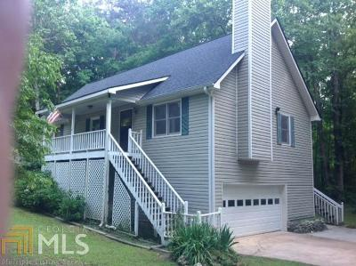 Gainesville Single Family Home New: 4615 Dawsonville