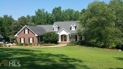 Mcdonough Single Family Home New: 1539 Aiken Chafin Ln