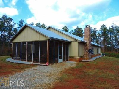 Butts County Single Family Home For Sale: Thomas Ferry Rd