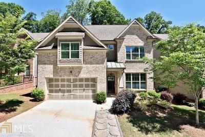 Smyrna Single Family Home New: 3552 S Sherwood Rd