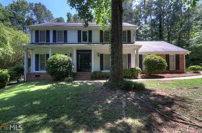 Fayetteville Single Family Home New: 205 Devilla Trce