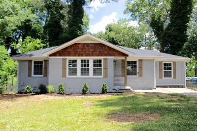Decatur Single Family Home New: 2130 Seavey Dr