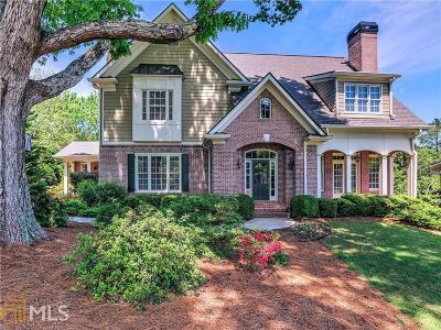 Marietta, Roswell Single Family Home New: 3141 Hudson Pond Ln