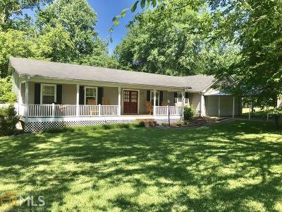 Covington Single Family Home New: 75 Beaver Run Rd