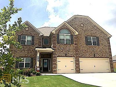 McDonough Single Family Home New: 404 Mary Todd Pl #83