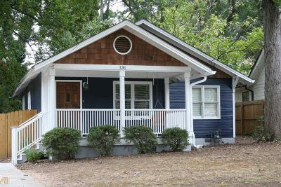 Decatur Single Family Home For Sale: 131 Maxwell St